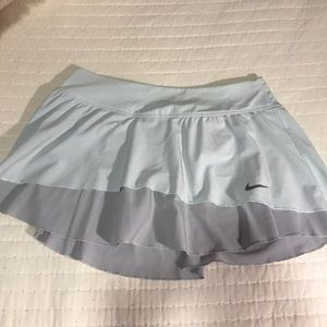 Nike Dri-Fit Frilly Tennis Skirt